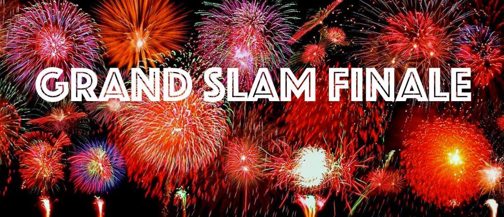 Story Slam Grand Slam finale