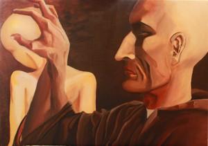 Oil on canvas – 50 x 70 cm – 2014